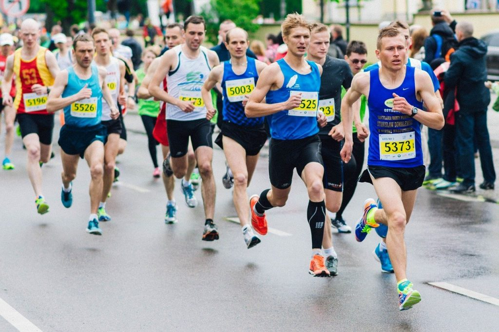 Co jeść przed maratonem?